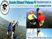 basic kitesurf course sicily