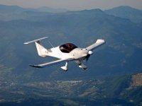 Scuola di volo a Nettuno