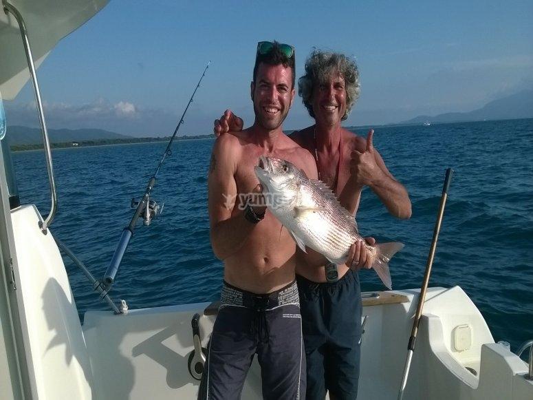Pesca e pescato