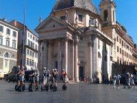 In Segway per Roma