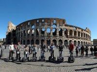 Segway al Colosseo