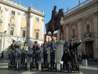 On tour in Rome
