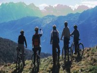 Mountainbike in Val di Sole