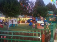 Il parco giochi infantile