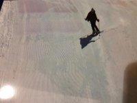 una gioranta sugli sci