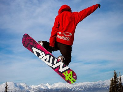 Brembo Extreme Snowboard