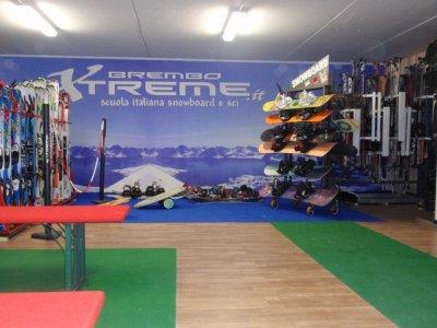 Brembo Extreme Noleggio Sci