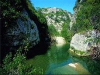 Canyoning in Sicilia