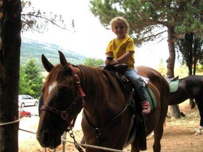Parco Avventura Madonie Passeggiate a Cavallo