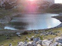 Raggi sul lago