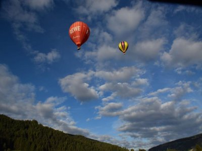 Mountain Ballooning