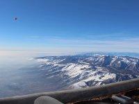panorama dalla mongolfiera
