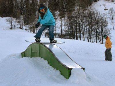 Suola Sci Lizzola Snowboard