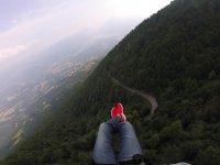 Sfidando le montagne