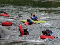 Guidati dalla kayak