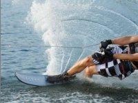 Emotion Water skiing