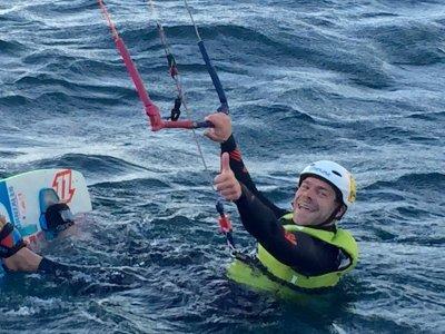 Bellissimo regalo: lezione kitesurf Verona