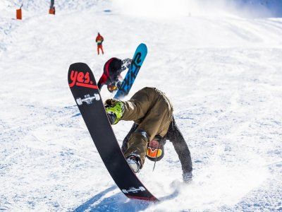 Bellagio San Primo Snowboard