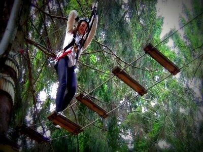 Jungle Raider Park Civenna Parchi Avventura