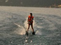 Or In Water Skiing!