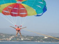 In Parasailing