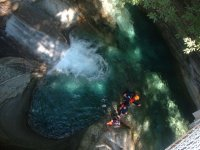 Canyoning excursions