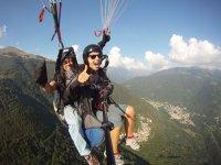 Having fun at high altitude
