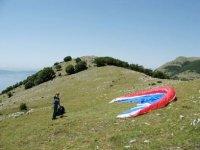 Paragliding in Maratea