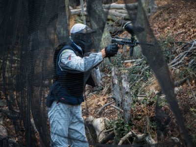Paintball con 750 colpi (2h) a Verbania