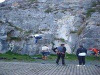 Climbing in Maratea