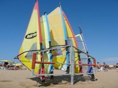 Scirocco Windsurfing School