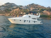 our motor yacht