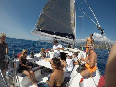 Nababbo Sail SRLS Escursione in Barca