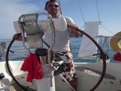 Scuola Vela 2Nodi Escursione in Barca
