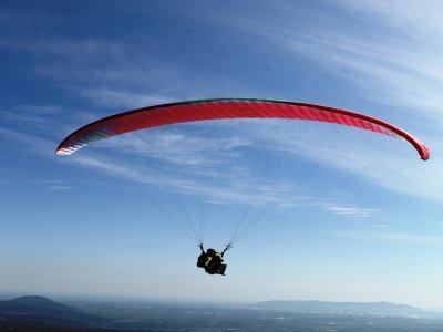Volo parapendio Frosinone (Lazio)
