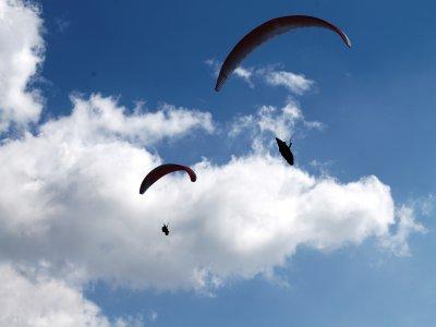 Volo in parapendio Rieti e provincia