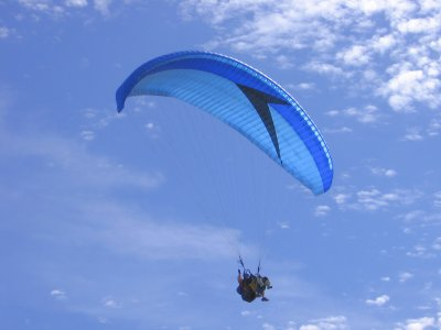 Volo in Parapendio Latina e provincia con video HQ