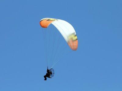 Volo in parapendio con video Rieti
