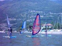 Tre corsi windsurf