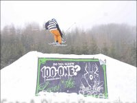 flying skis