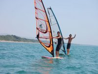 Windsurf e divertimento