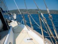 Particolare della barca