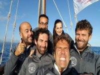 La crew di Acque Libere