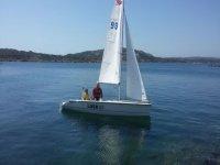 Un corso di vela