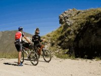 Mountainbike vicino L Aquila