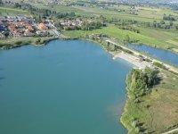 Scuola wake kite sui Laghi Braccini