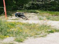 Mountainbike acrobatica