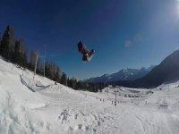 A unique jump