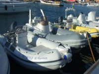 Inflatable boats with all the comforts