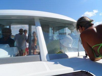 Gita in barca all'Argentario